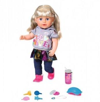 Кукла Zapf Baby Born Сестренка модница серии Нежные объятия 43 см 824603