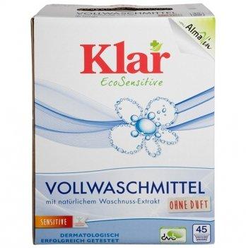 Универсальний стиральный порошок Klar 2,475 кг