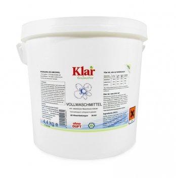 Стиральный порошок Klar цветной 4,75 кг