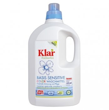 Средство для стирки Klar цветной 2 л