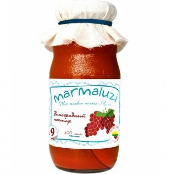 Нектар Marmaluzi виноградный 200 мл