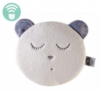 Игрушка для сна с белым шумом MyHummy, Sleep Head/ Браслет белый