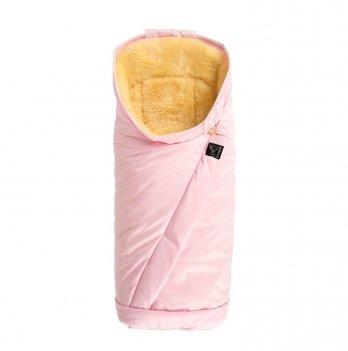 Конверт зимний на овчине Coosy Kaiser 67216221 розовый