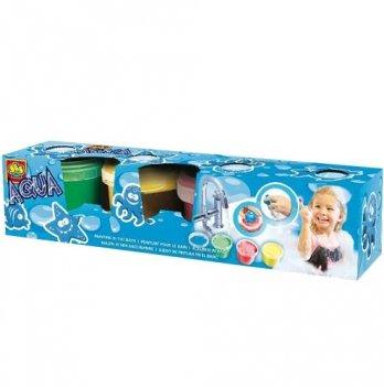 Набор для игры в ванной Ses Гуашь со Штампами