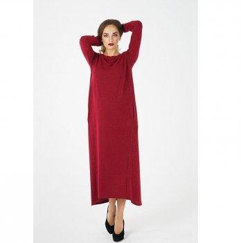 Платье для беременных To Be Бордовый 3063071