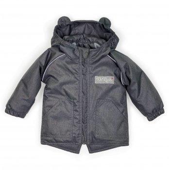 Куртка детская демисезонная ДоРечі Серый 9 мес - 2 года 1921