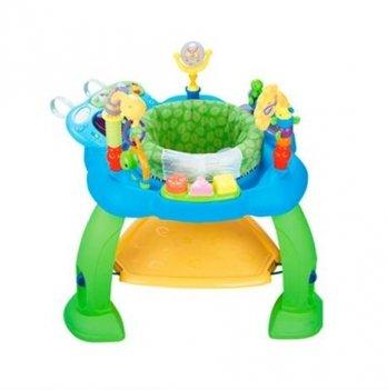 Игровой развивающий центр Hola Toys 696-Blue голубой Музыкальный стульчик
