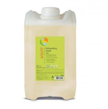 Органическое средство для мытья посуды концентрат Sonett GB3072 10 л