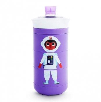 Бутылочка непроливная Munchkin Twisty Mix & Match Фиолетовый 17408.02 266 мл