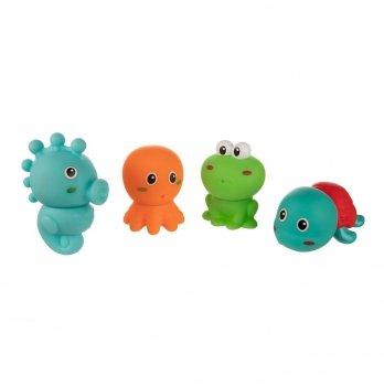 Игрушки для купания Canpol babies OCEAN 79/105 4 шт