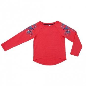 Джемпер для девочки Minikin Красный 177707