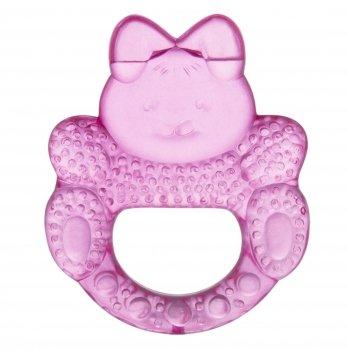 Прорезыватель для зубов Canpol babies Кролик, розовый