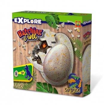 Растущая игрушка Дино в яйце (4 в ассортименте) Ses 25063S