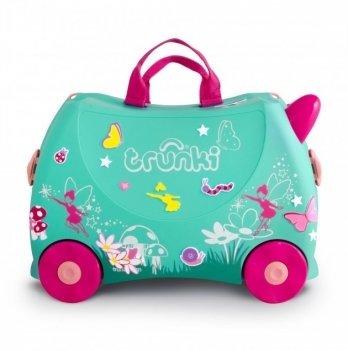 Детский чемодан для путешествий Flora Fairy Trunki 0324-GB01-UKV