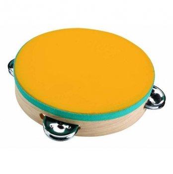 Музыкальная игрушка PlanToys® Бубен большой