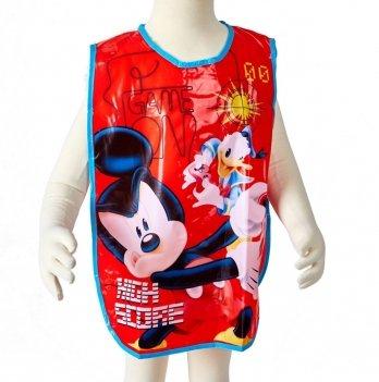 Фартук для труда Arditex Микки Маус (Mickey), красный