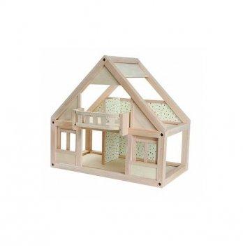 Деревянная игрушка PlanToys® Мой первый кукольный домик