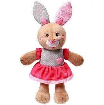 Мягкая игрушка BabyOno Кролик Юлия, 38 см