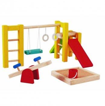 Деревянный игровой набор PlanToys® Детская площадка
