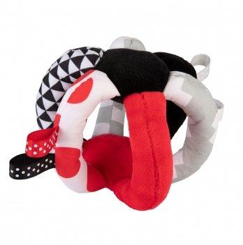 Игрушка-мячик мягкая развивающая Canpol babies Sensory Toys 68/082