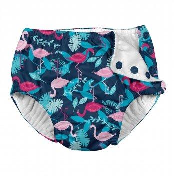 Трусики для плавания I Play 721150-647 Navy Flamingos