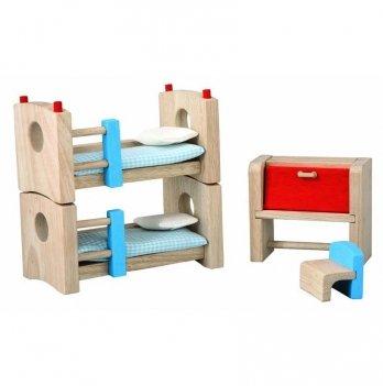 Деревянная игрушка PlanToys® Детская комната - Нео