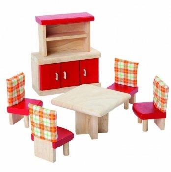 Деревянная игрушка PlanToys® Столовая-Нео