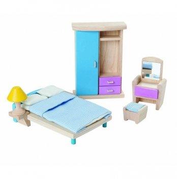 Деревянная игрушка PlanToys® Спальня Нео