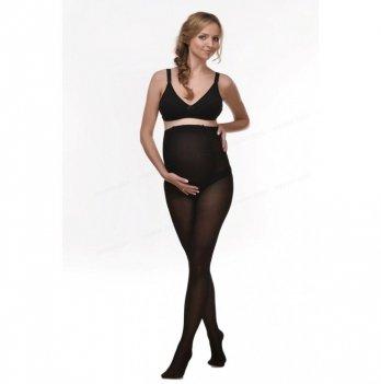 Колготки для беременных тонкие Мамин дом 20 den, черные, арт. 530