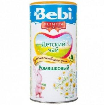 Чай детский Kolinska Bebi PREMIUM ромашковый 200 г