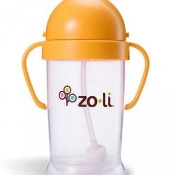 Поильник ZoLi BOT Orange 180 мл
