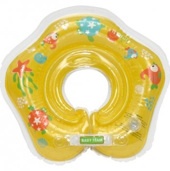 Круг для купания малышей Baby Team