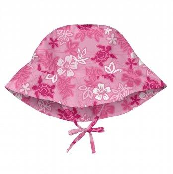 Солнцезащитная панамка I Play 747161-209 Pink Hawaiian Turtle