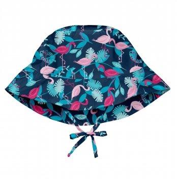 Солнцезащитная панамка I Play 747161-647-52 Navy Flamingos