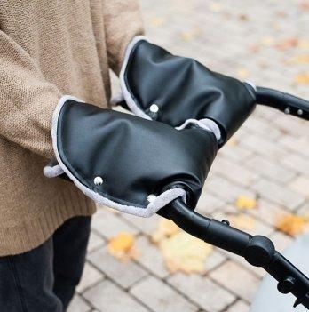 Муфта на коляску Boonyx Black BonMBl01