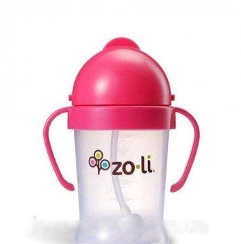 Поильник ZoLi BOT Pink 180 мл