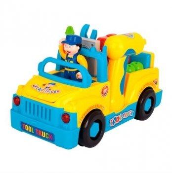 Игрушка Hola Toys 789 Машинка с инструментами
