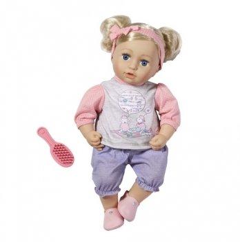 Кукла BABY ANNABELL  Zapf Creation, МИЛАЯ СОФИЯ  (43 см, с аксессуаром)