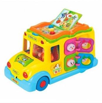 Игрушка Hola Toys 796 Школьный автобус