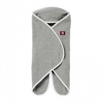 Конверт - одеяло двойной флис Red Castle Babynomade серый  0-6 мес