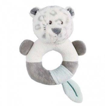 Погремушка-кольцо Nattou, леопард Лея