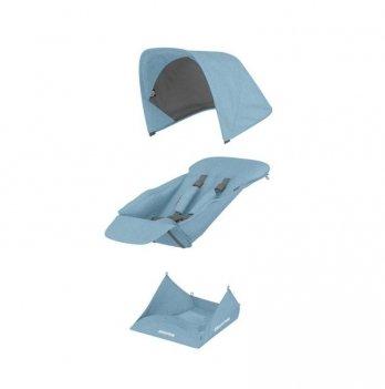 Текстиль сиденья для коляски Greentom Upp Reversible D Sky