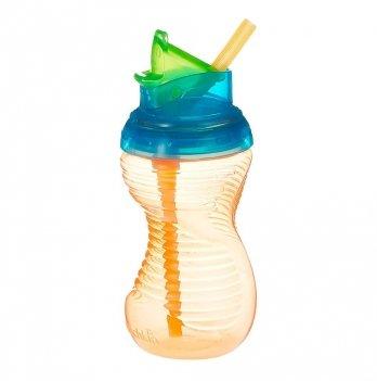 Бутылочка непроливная Munchkin Mighty Grip Оранжевый 40523.04 296 мл