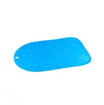 Коврик для ванной BabyOno детский, противоскользящий, 55 х 35 см, голубой