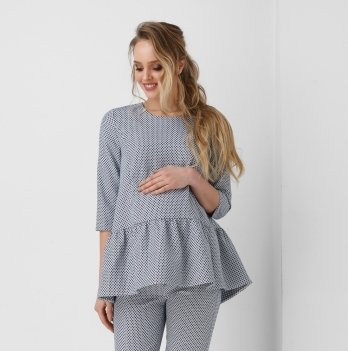 Блуза для беременных и кормящих мам Dianora 1875 1078