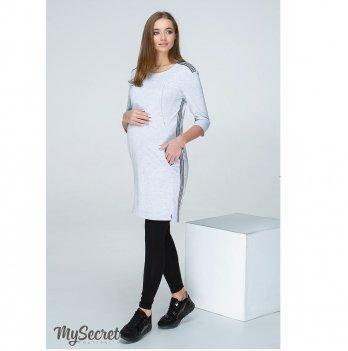 Трикотажные лосины для беременных MySecret Kaily new 12.39.011 черный