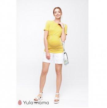 Шорты для беременных MySecret Safo Белый SH-20.012