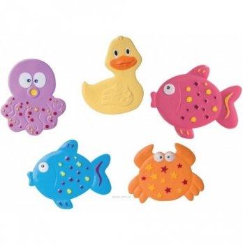 Набор ковриков для ванной Canpol babies Цветной океан
