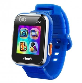 Детские смарт-часы VTech Kidizoom Smart Watch DX2 Blue