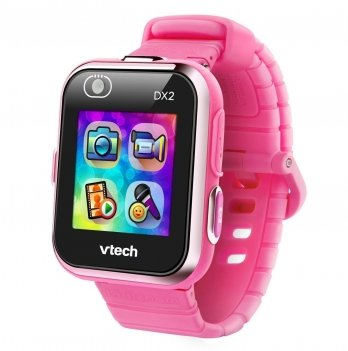 Детские смарт-часы VTech Kidizoom Smart Watch DX2 Pink